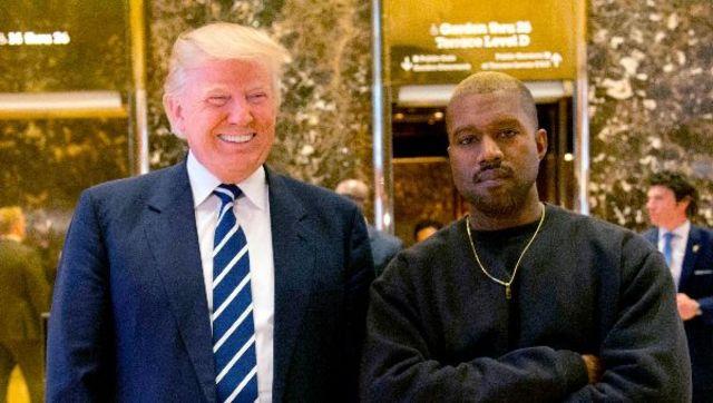 Kanye West ramane fan Trump si in 2019