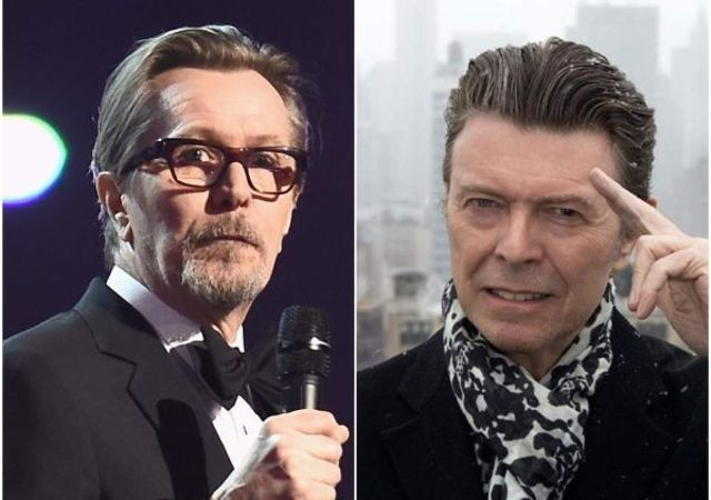 """David Bowie IS"" este aplicatia al carui ghid virtual este Gary Oldman"
