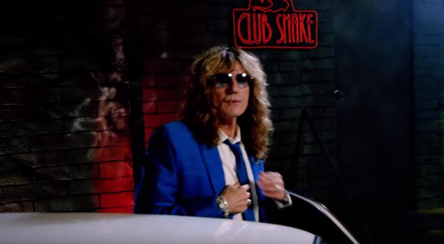 Whitesnake au revenit un clip nou si au anuntat data de lansare a noului album