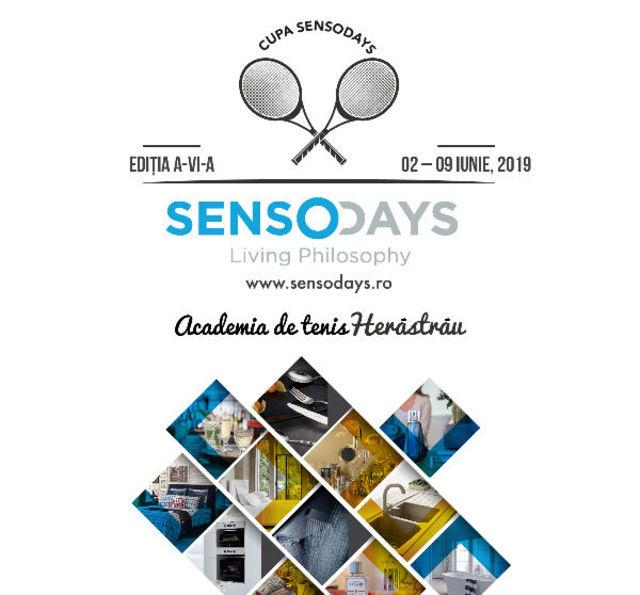Cupa SensoDays la Tenis Club Herastrau
