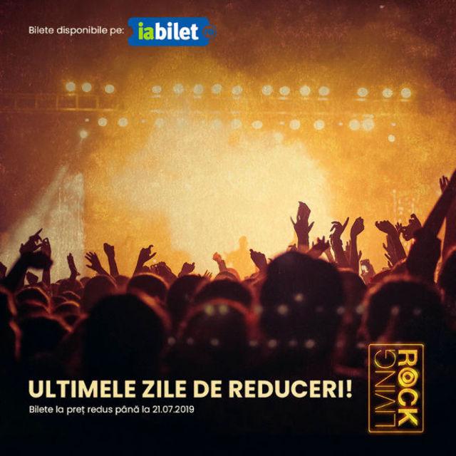 Living Rock are loc intre 15-18 august la Tuzla