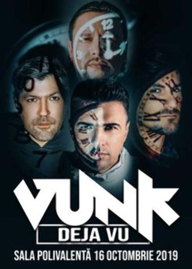 """VUNK lanseaza single-ul """"Deja VU"""", extras de pe urmatorul album"""