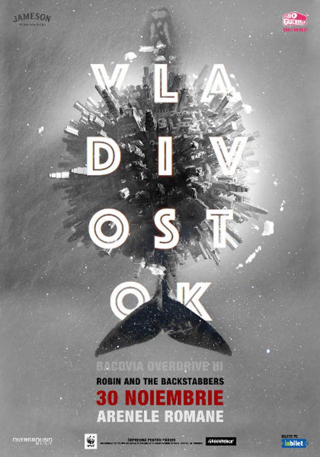 Robin and the Backstabbers lanseaza Vladivostok 2 – o noua piesa de pe viitorul album Vladivostok