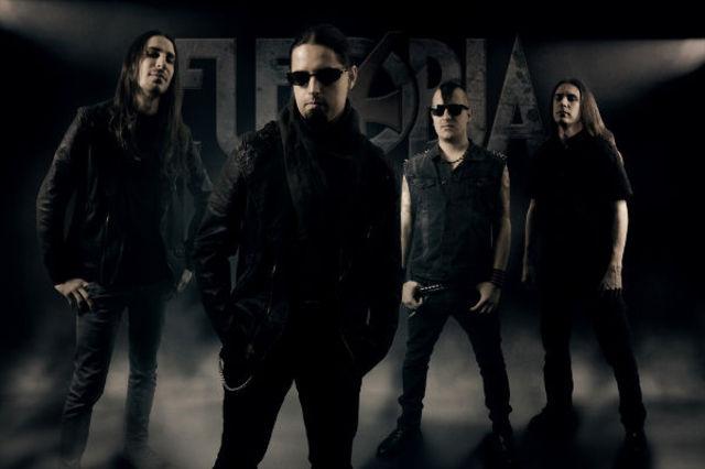 Concert Eufobia la finala Wacken Metal Battle Romania 2020