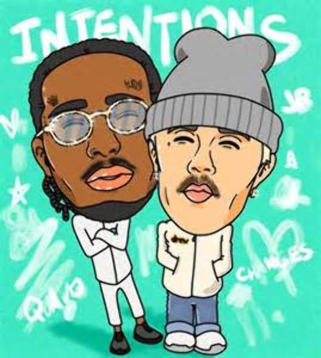 "Justin Bieber lanseaza videoclipul piesei ""Intentions"", feat. Quavo"