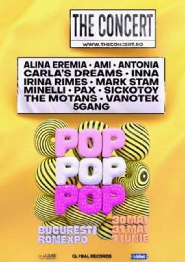 The Concert aduce pe 31 mai, la Romexpo, cel mai mare live show The Motans din 2020!
