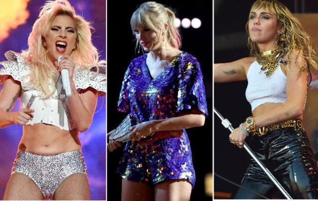 Coronavirus: Taylor Swift, Lady Gaga, Miley Cyrus isi sfatuiesc fanii sa se autoizoleze