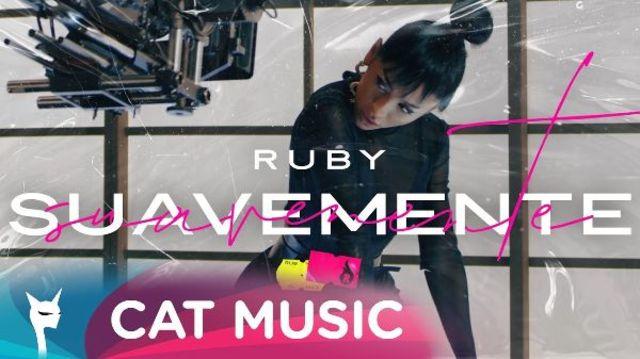 """Ruby a lansat single-ul """"Suavemente"""""""