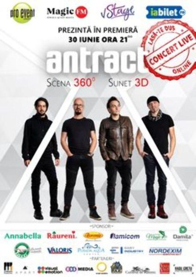 Premiera in Romania - concert cu sunet 3D