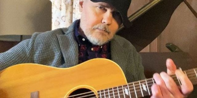Billy Corgan, invitatul lui Jimmy Fallon