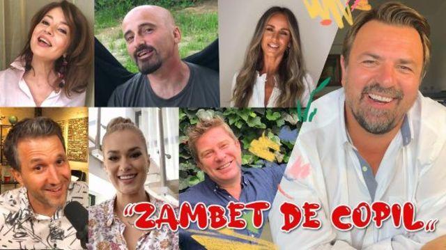"Horia Brenciu lanseaza melodia ""Zambet de copil"""