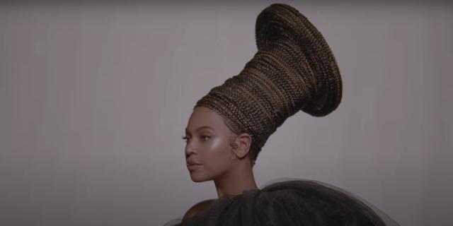 """Beyonce a lansat un trailer pentru albumul live """"Black Is King"""""""