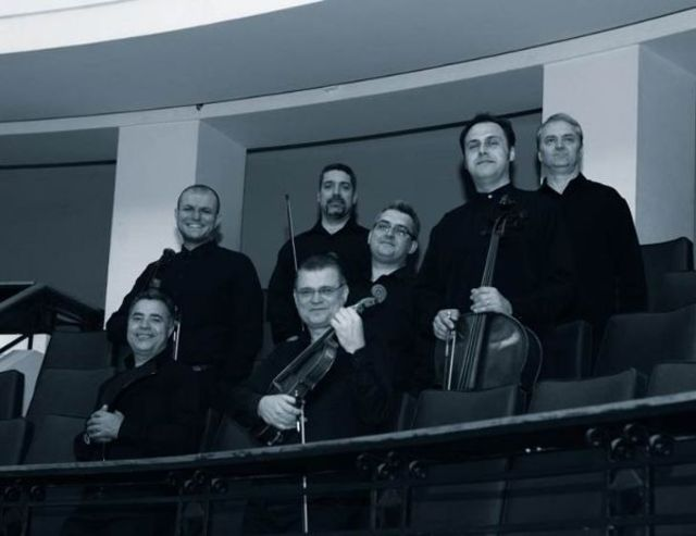 Concert Traffic Strings Romania Intemporel la Istanbul