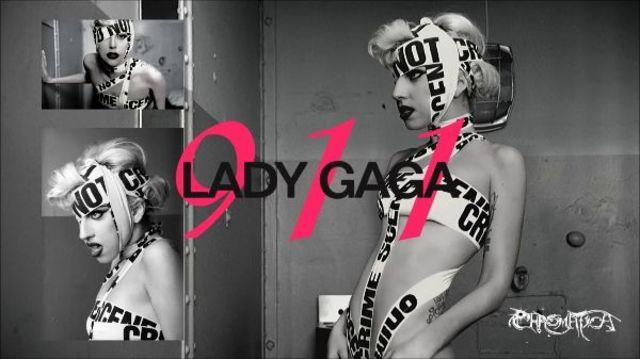 """Lady Gaga a lansat videoclipul pentru """"911"""""""