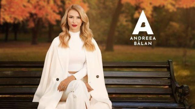 "Andreea Balan lanseaza ""Poveste de toamna"""