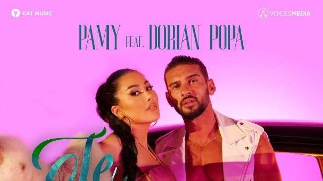 "Pamy si Dorian Popa lanseaza ""Te lo juro"""