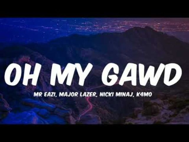 Mr Eazi si Major Lazer au lansat un nou single alaturi de Nicki Minaj & K4mo