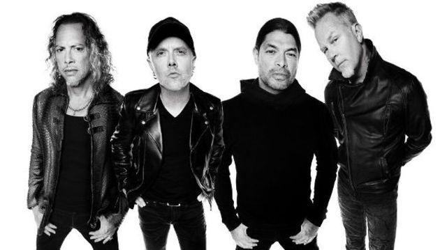 Metallica Live online pe 14 noiembrie