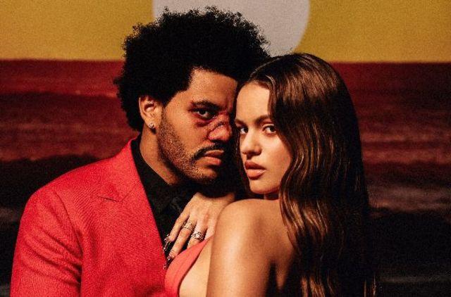 """The Weeknd celebreaza aniversarea primului an de """"Blinding Lights"""" cu un remix alaturi de Rosalia"""