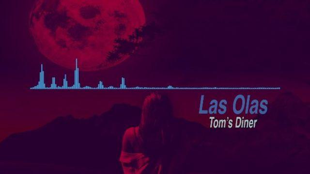 """Las Olas, proiectul lui DJ Sava, a lansat remake-ul hitului """"Tom's Diner"""""""