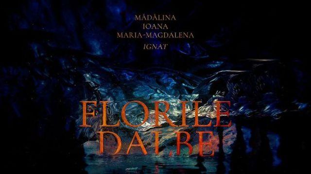 Ioana Ignat alaturi de surorile sale, Maria Magdalena si Madalina, a lansat un album de colinde de Craciun