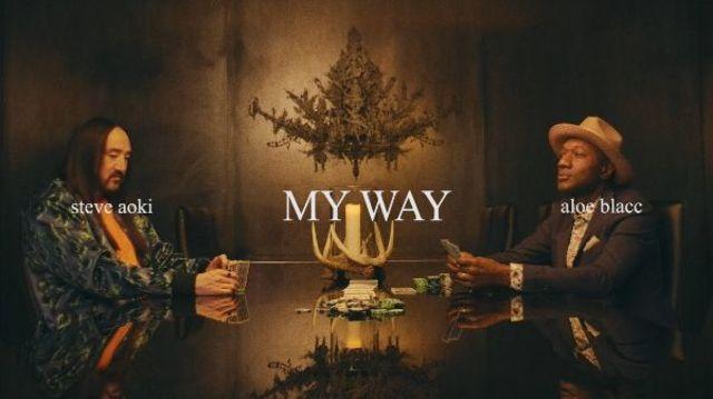 Steve Aoki si Aloe Blacc au lansat single-ul 'My Way'