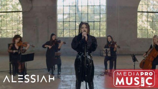 "Alessiah lanseaza melodia ""I Know"", in varianta live-session, alaturi de Muse Quartet"