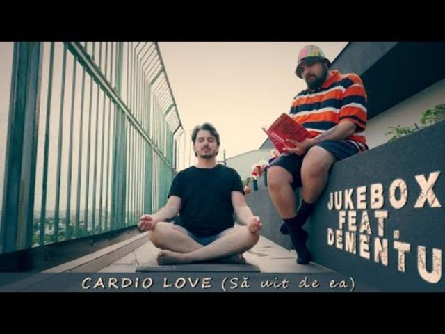 "Jukebox feat. Dementu lanseaza ""Cardio Love (Sa uit de ea)"""