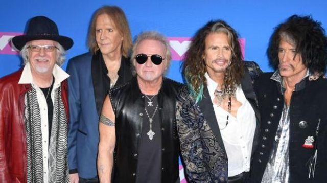 Aerosmith si Universal Music Group anunta un parteneriat istoric
