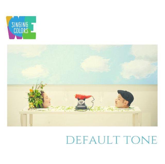 We Singing Colors a lansat noul single, Default Tone