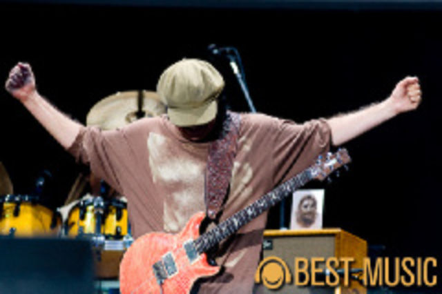 Poze BestFest 2009. Ziua 3 - Santana, Looptroop Rockers