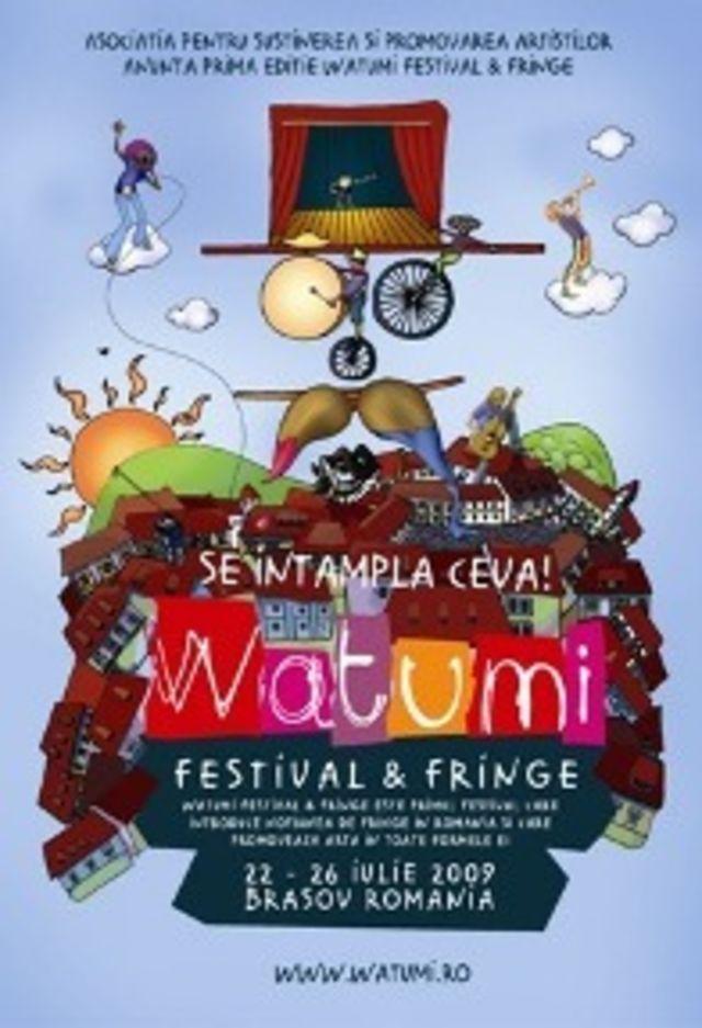 The Amsterdams, Suie Paparude canta la Watumi Festival & Fringe 2009