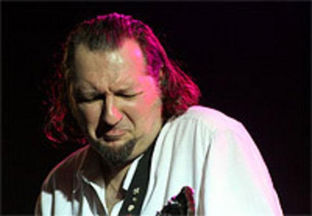 AG Weinberger in topul muzicienilor de blues pe ReverbNation