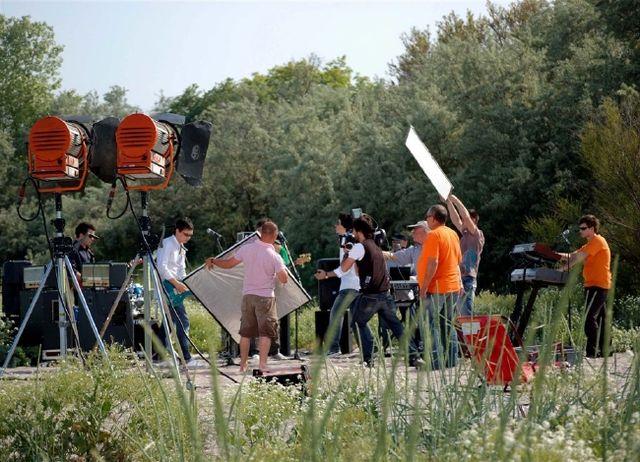 Filmari videoclip One Love - Jukebox