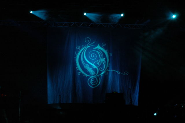 Poze Nightwish,Pain, Opeth si My Dying Bride la Artmania 2009