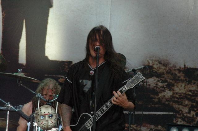 Poze Nightwish,Pain, Opeth si My Dying Bride la Artmania 2009