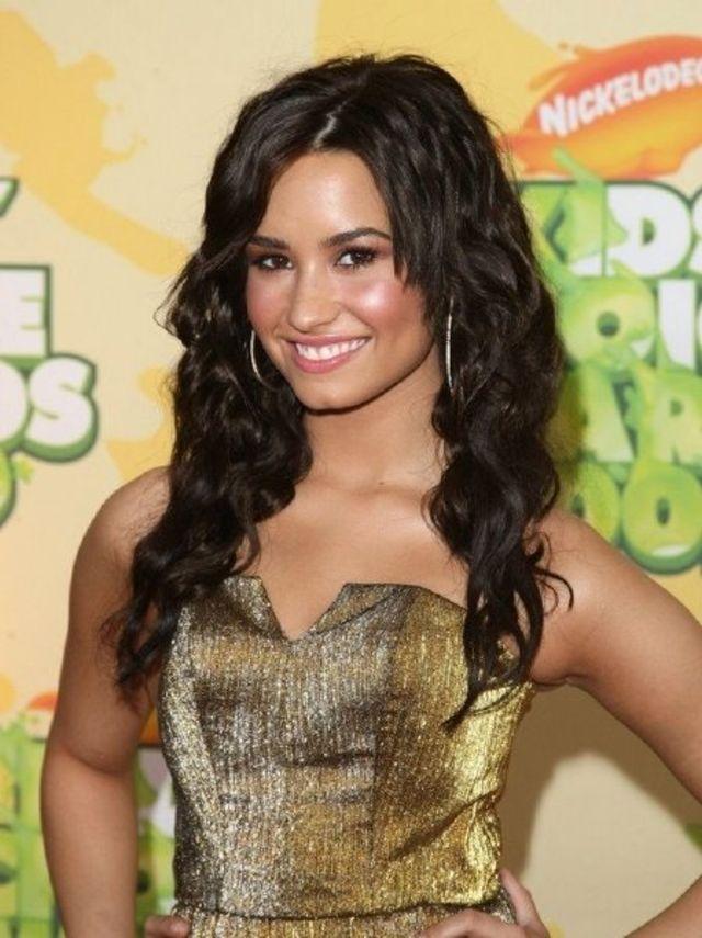 Demi Lovato la Kids Choice Awards 2009