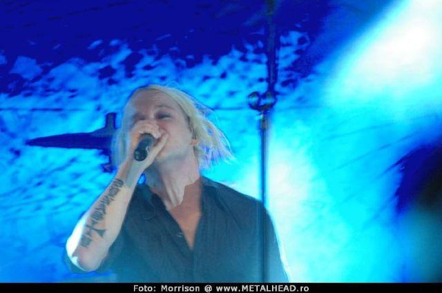 Rasmus la Hard Rock Cafe