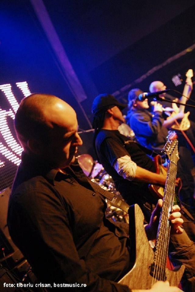 Concert de lansare Locatarii