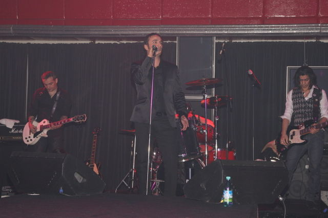 Album foto concert Directia 5 club Bamboo