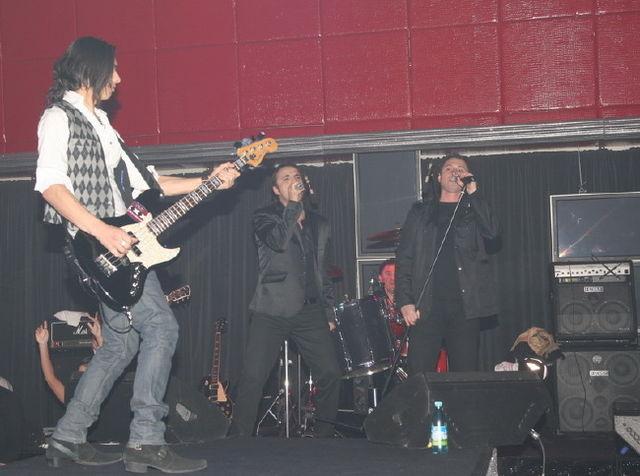Album foto cocnert Directia 5 club Bamboio