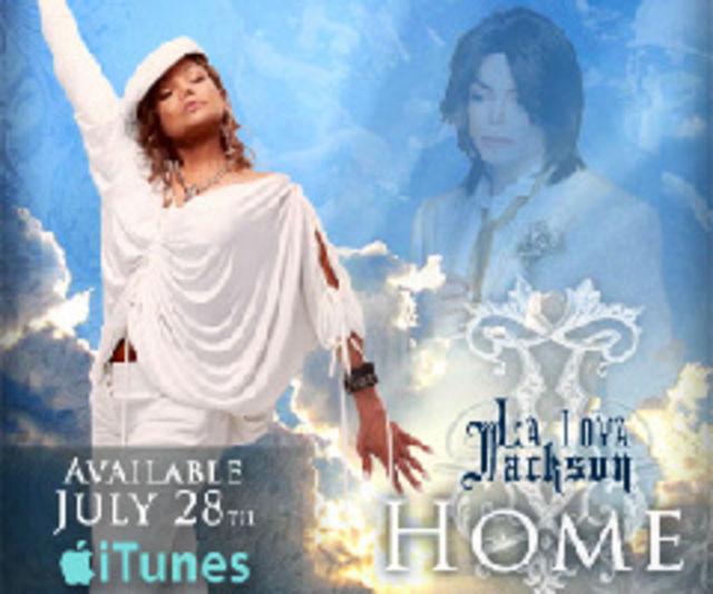 La Toya a lansat `Home`, videoclip tribut Michael Jackson
