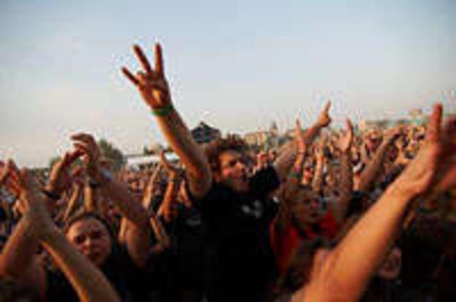 Guano Apes a zguduit Capitala in Ziua Rock a Tuborg Green Fest