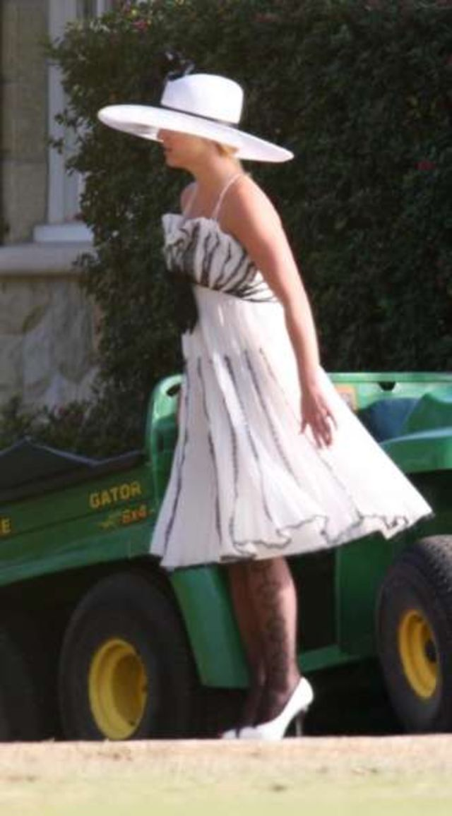 Britney Spears, filmari clip Radar