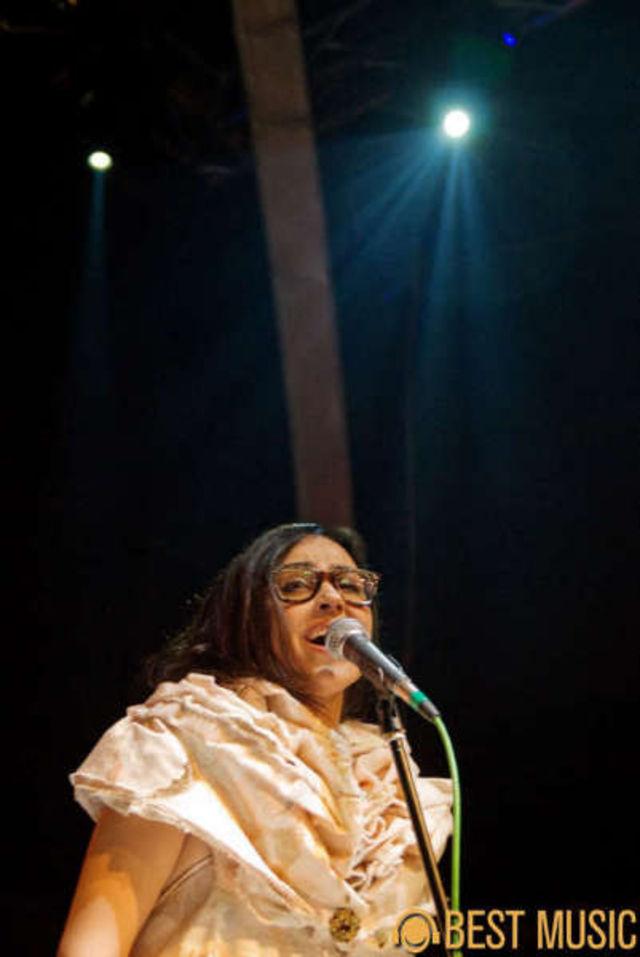 Poze concert Alexandrina la The Silver Church