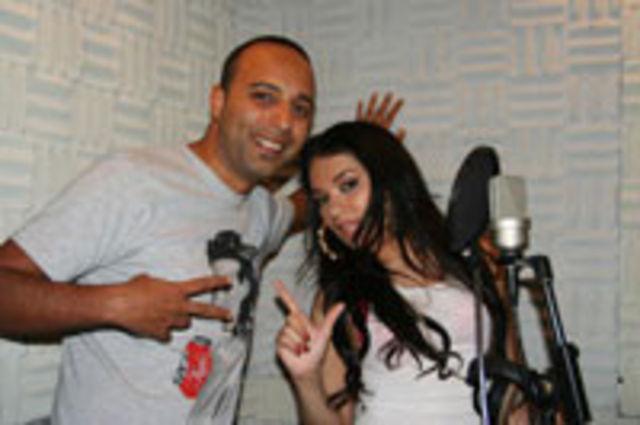 Arash a castigat-o pe Lumidee la poker (videoclip Kandi)