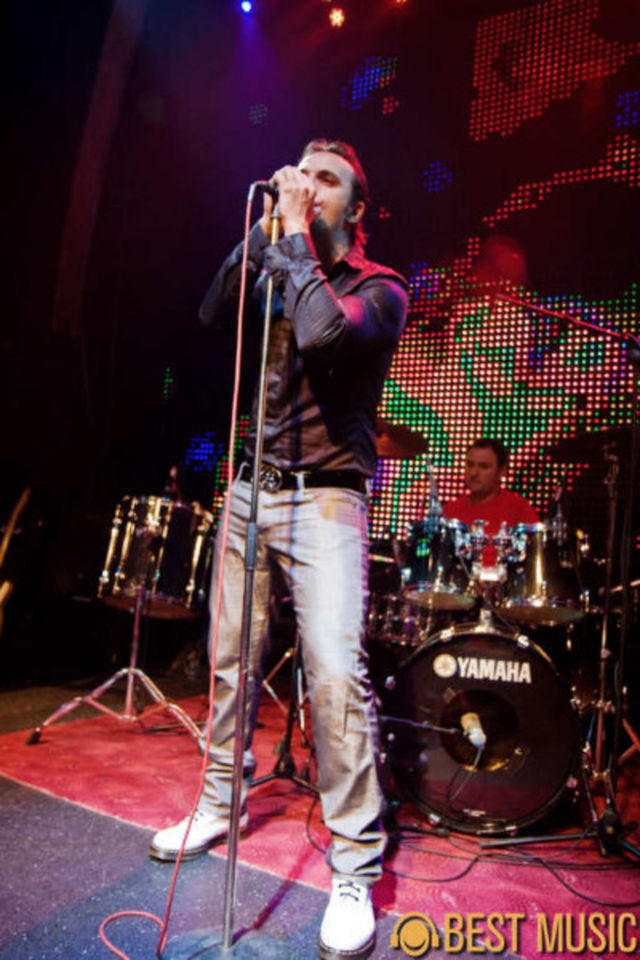 Album foto Concert Directia 5 in Silver Church pe 01 mai