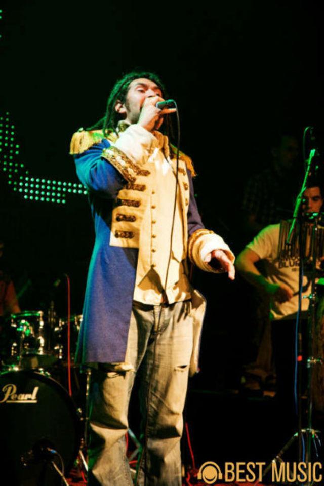 Poze concert El Negro