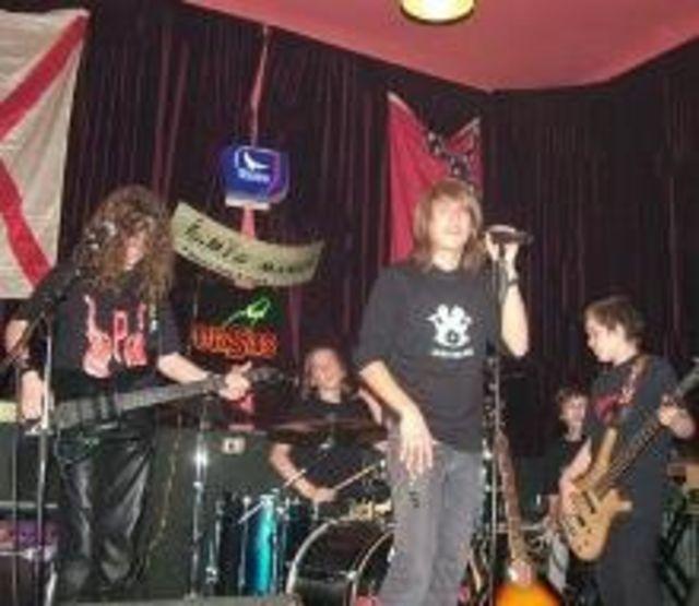 PhenomenOn - Best Band la GBOB Romania 2009
