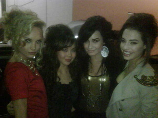 Demi Lovato, la filmarile videoclipului Remember December